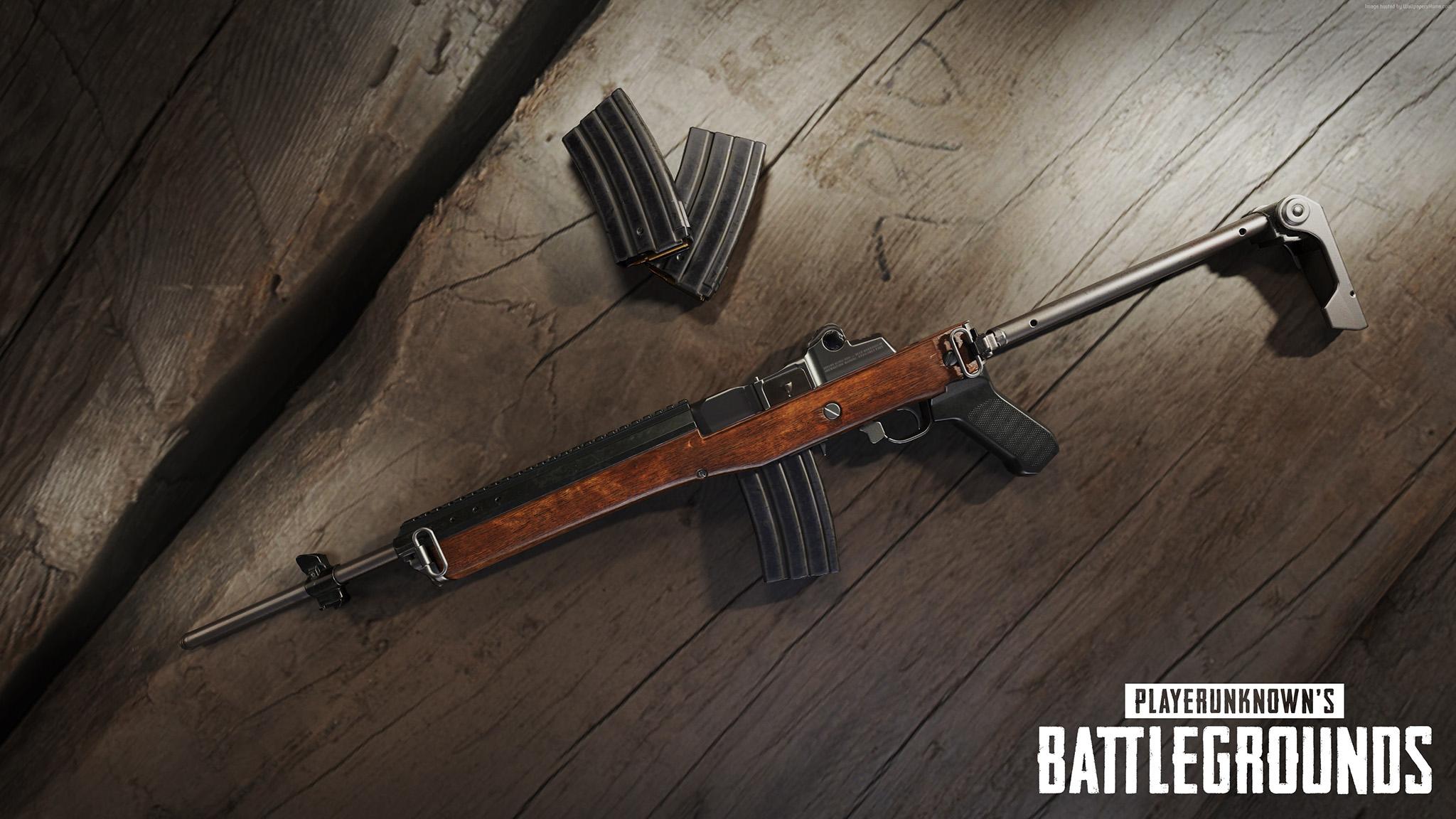 pubg gun wallpaper 70215