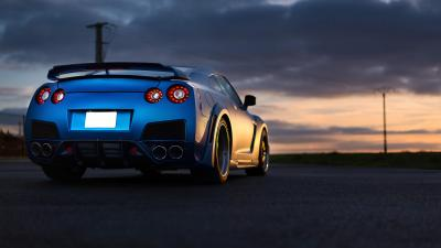 4K Nissan GTR HD Wallpaper 70416