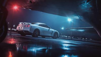 4K Nissan GTR Wallpaper 70210