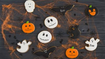 Cute Halloween HD Wallpaper 71818