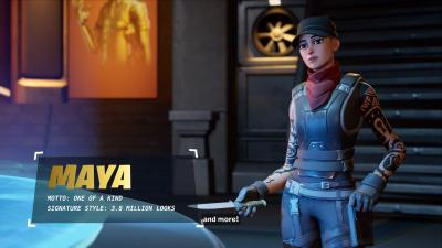 Fortnite Maya Wallpaper 70676