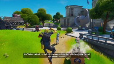 Fortnite The Agency HD Wallpaper 70677