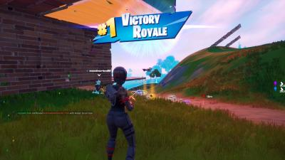 Fortnite Victory HD Wallpaper 71254