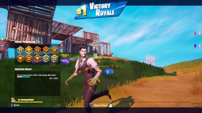 Fortnite Victory Wallpaper 71251
