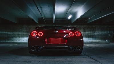 Red GTR HD Wallpaper 70415