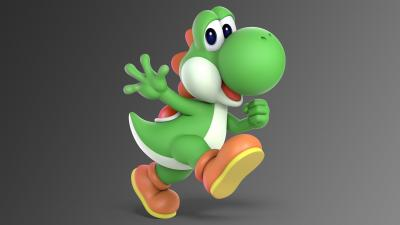 Yoshi Widescreen Wallpaper 70414