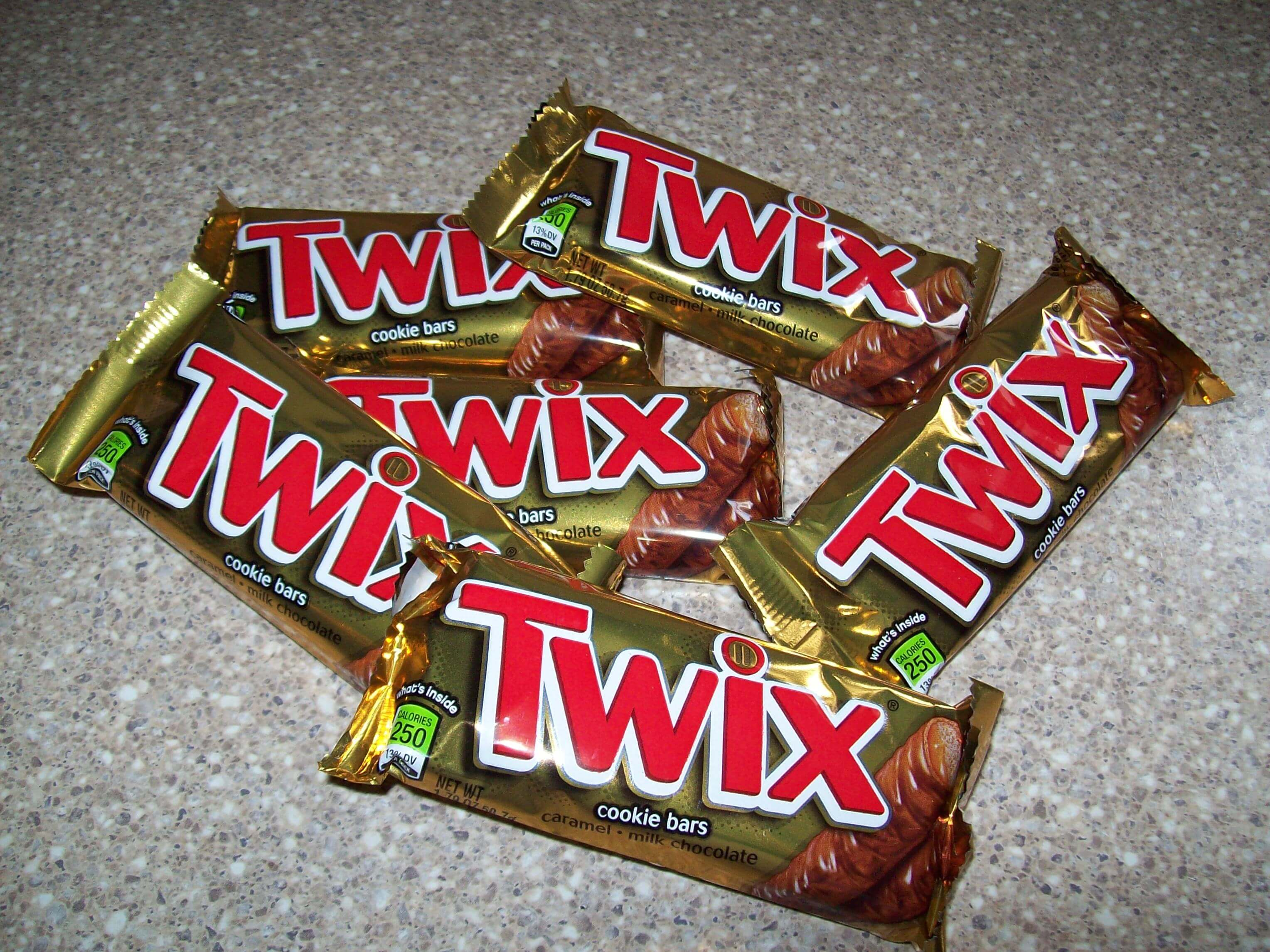 twix candy bars background wallpaper 70052