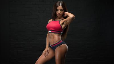Model Abs Wallpaper 74237