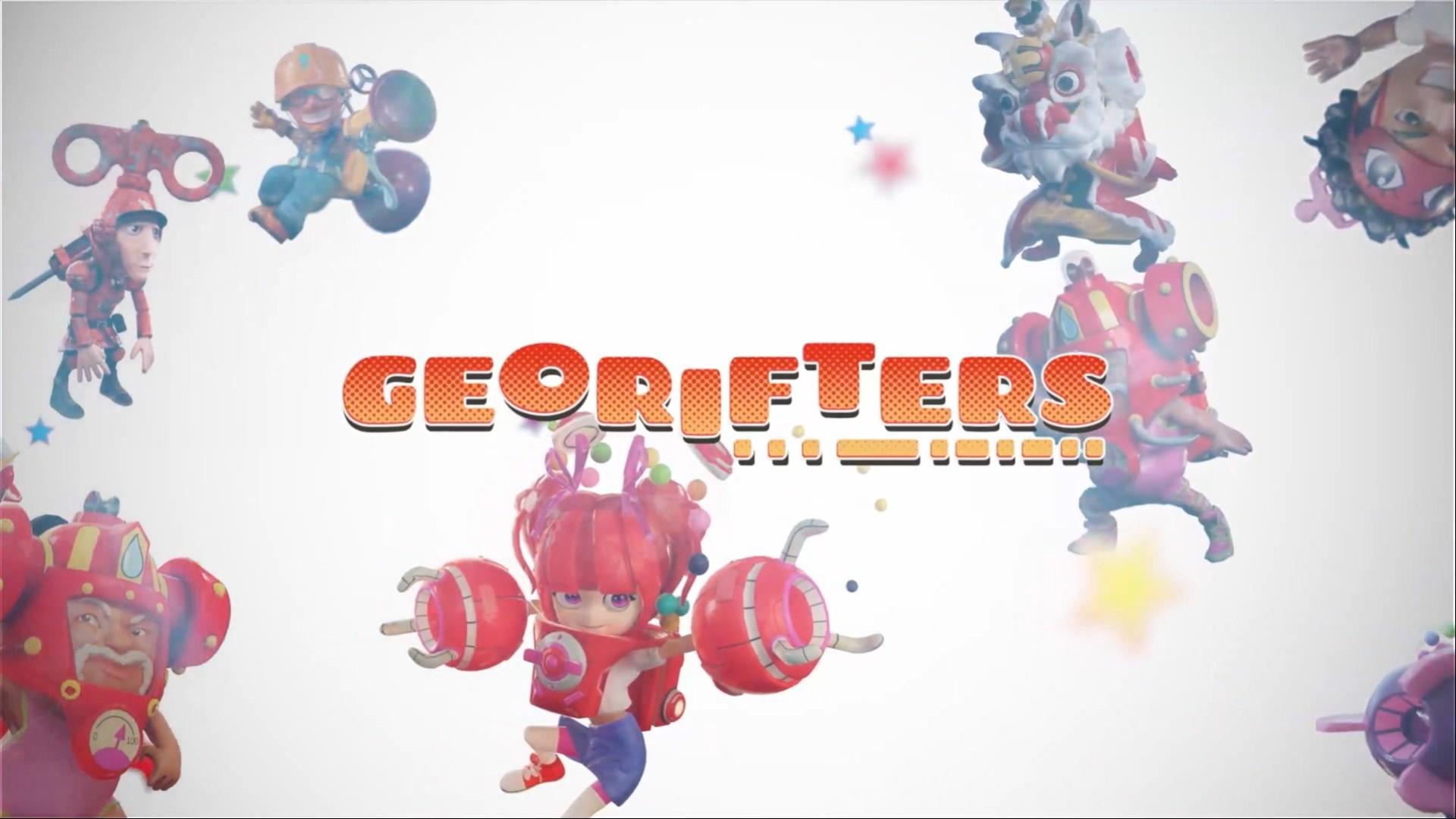 georifters video game wallpaper 73508