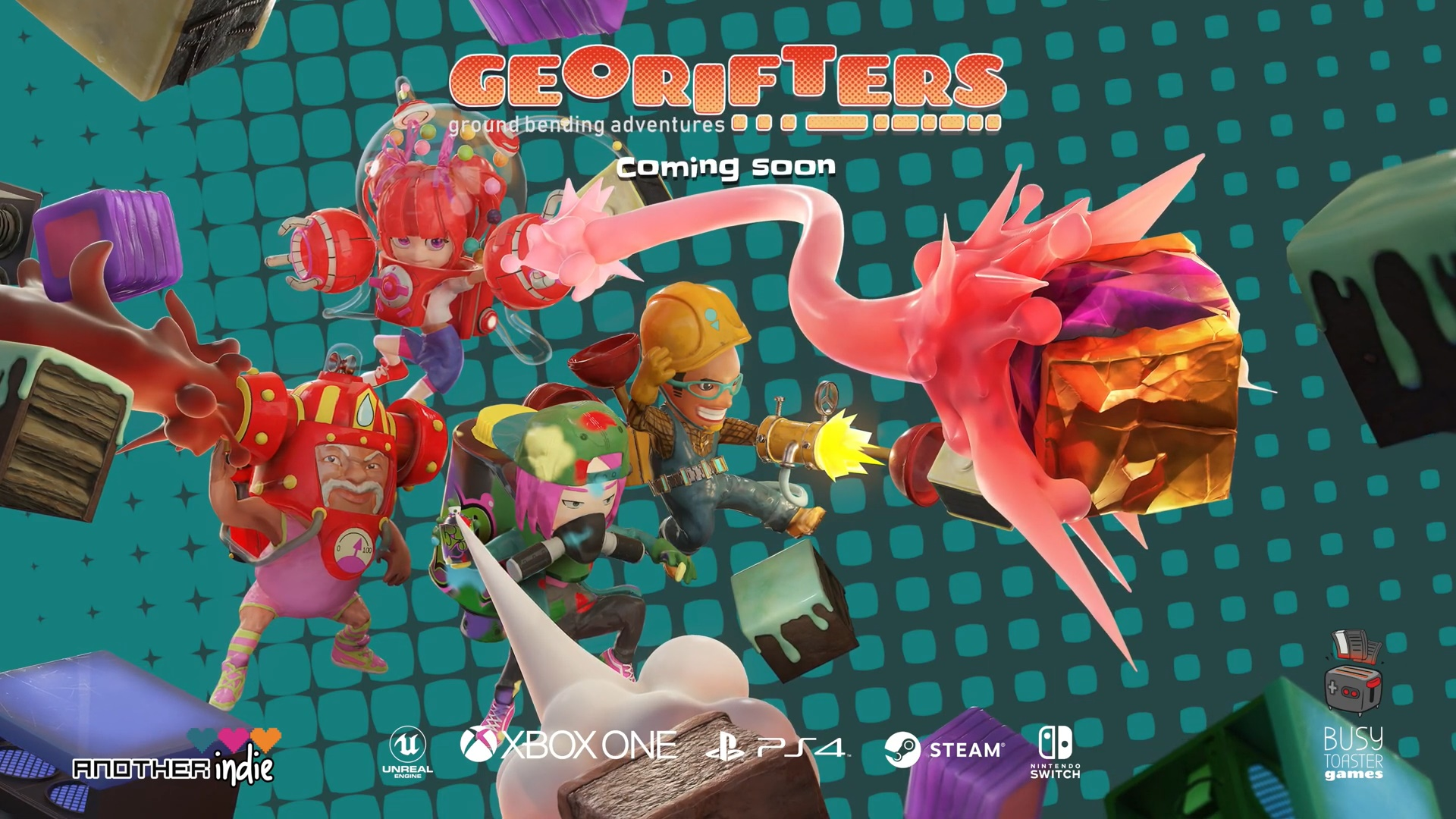 georifters wallpaper 73503