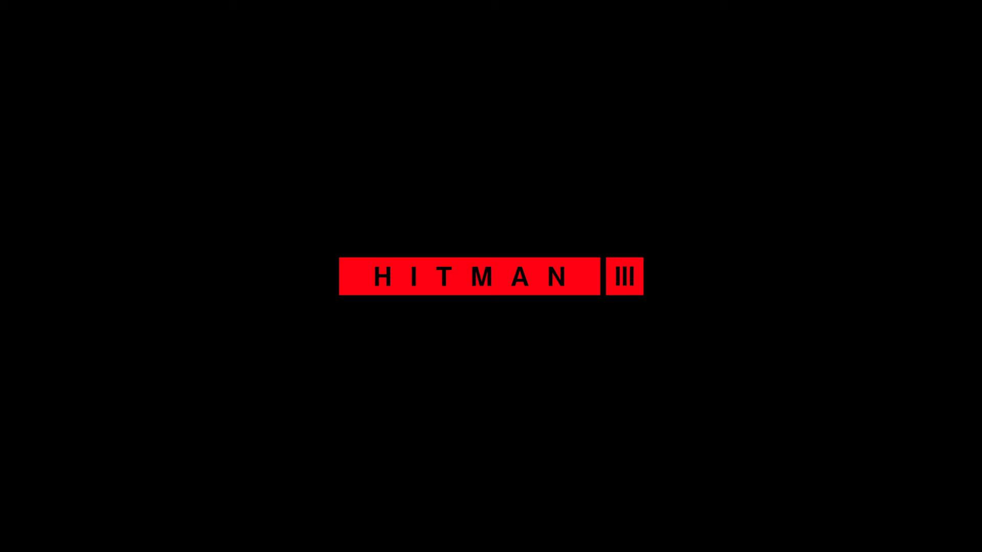 hitman 3 logo wallpaper 73054