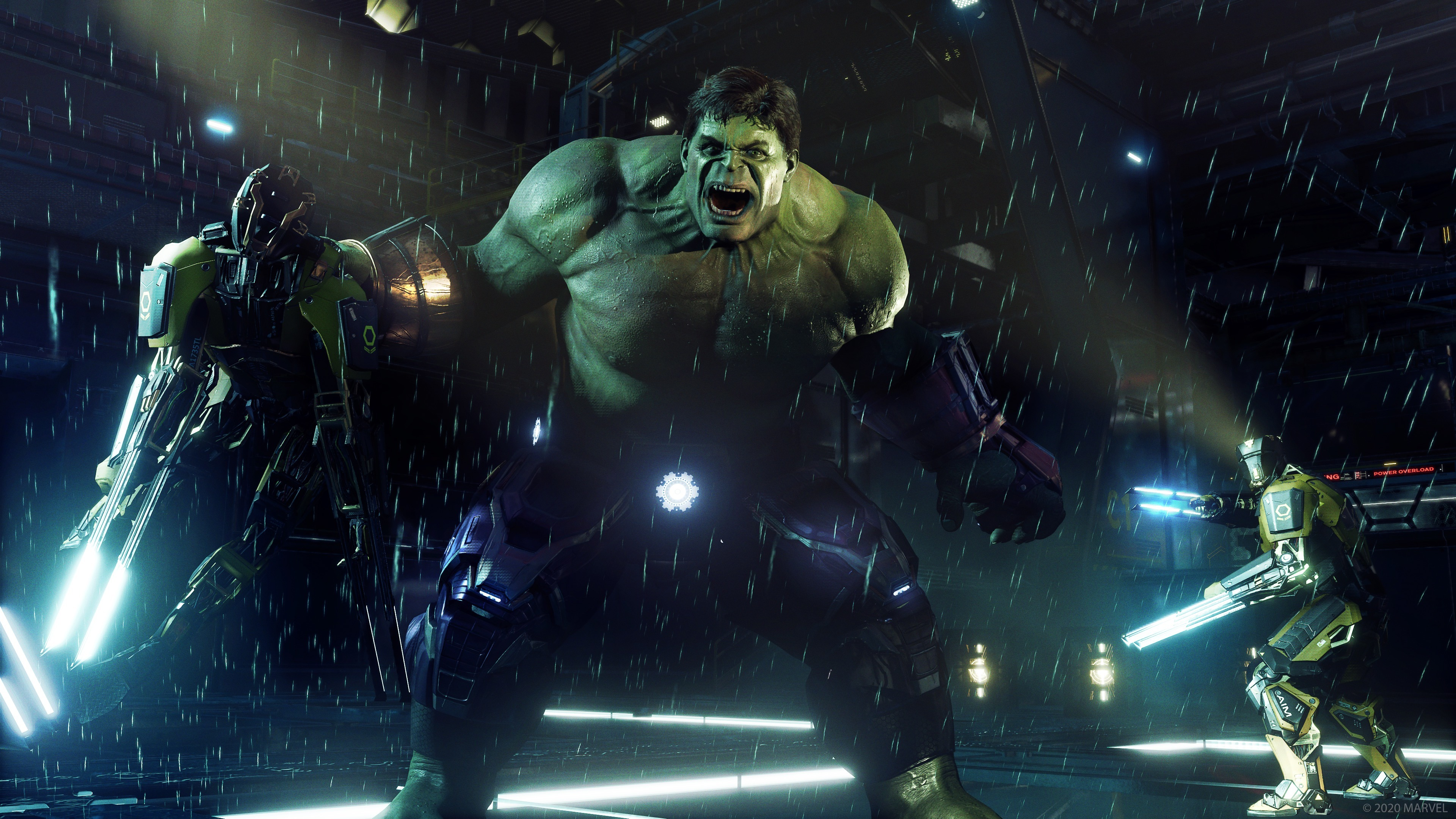 marvels avengers game hulk wallpaper 74162