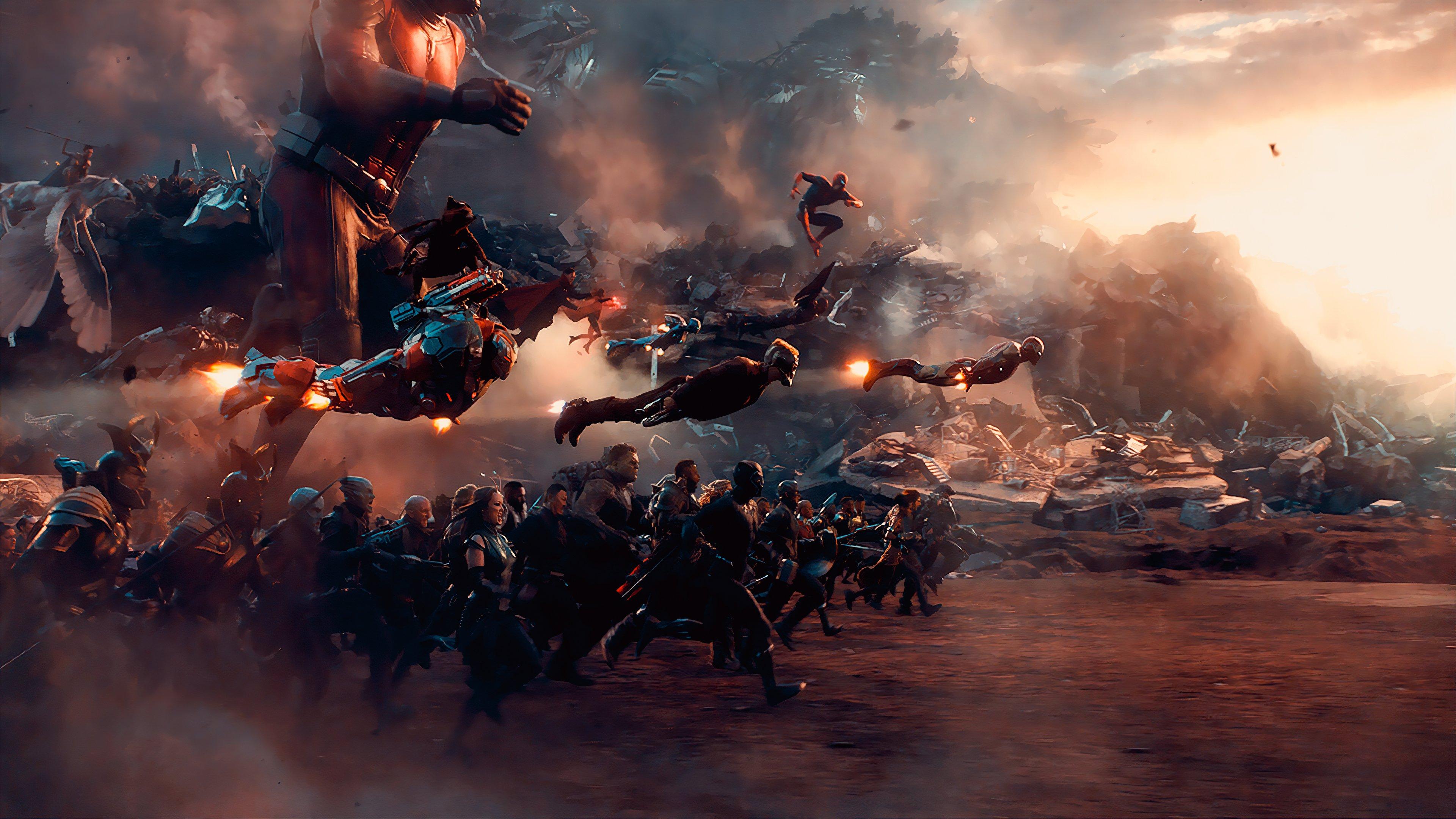 marvels avengers video game wallpaper 74163