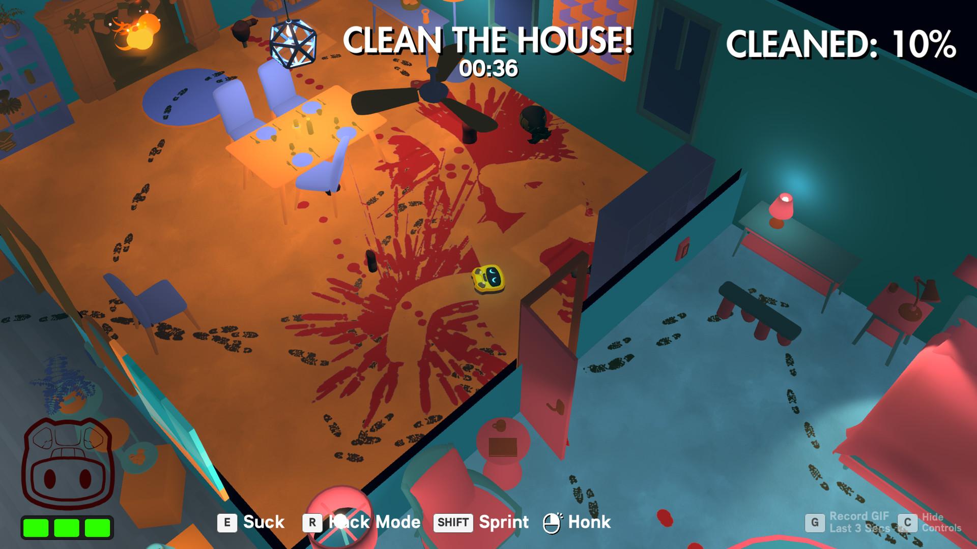 roombo first blood screenshot wallpaper 73492