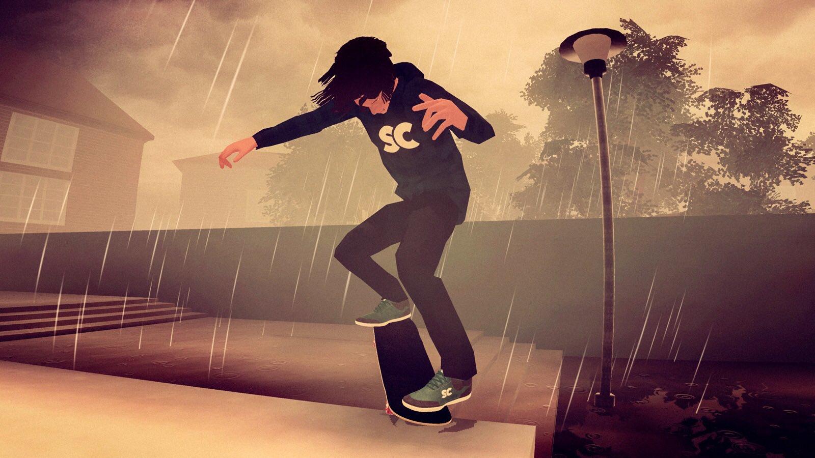 skate city game screenshot wallpaper 74325