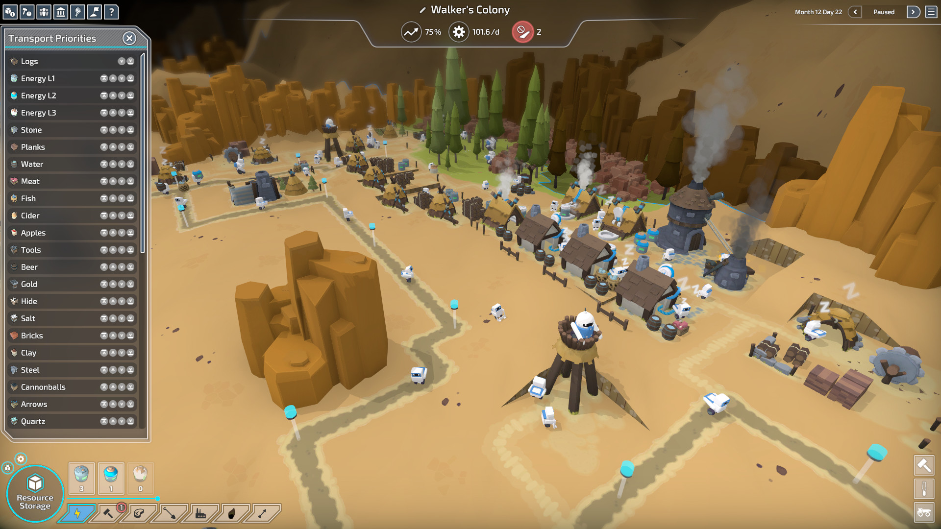 the colonists game screenshot wallpaper 74344