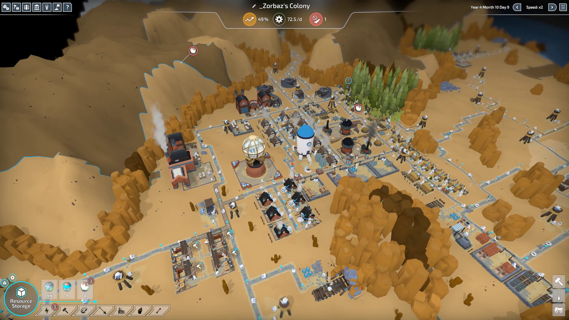 the colonists screenshot wallpaper 74343