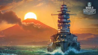 4K World of Warships Legends Wallpaper 75069