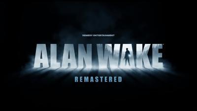 Alan Wake Remastered Logo Wallpaper 75857