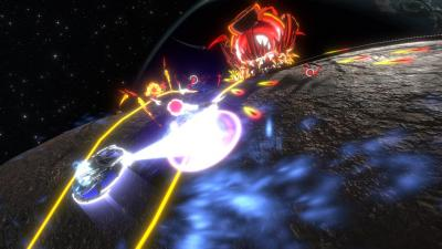 Curved Space Game Wallpaper 74993