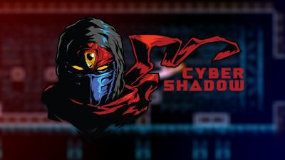 Cyber Shadow Logo Wallpaper 73045