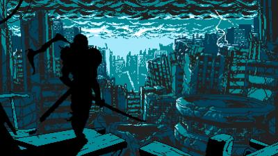 Cyber Shadow Video Game Wallpaper 73049