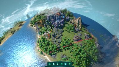 Imagine Earth Game Desktop Wallpaper 75126