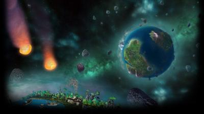 Imagine Earth Game Wallpaper 75127