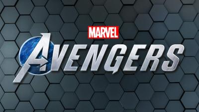 Marvels Avengers Game Logo Wallpaper 74165