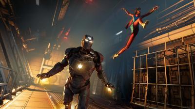 Marvels Avengers Game Wallpaper 74171
