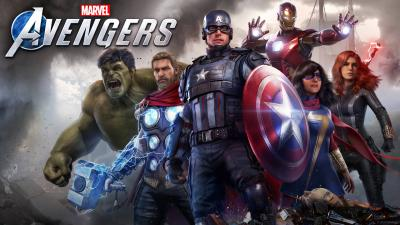 Marvels Avengers Game Wallpaper 74173