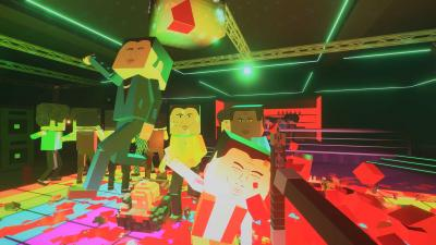 Paint the Town Red Video Game Wallpaper 75387