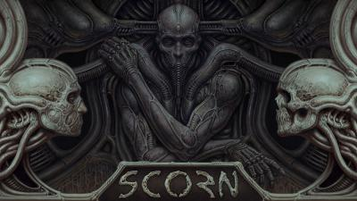 Scorn Video Game Wallpaper 73033