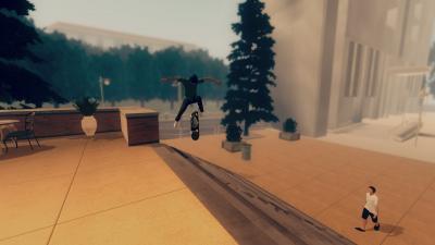 Skate City Desktop Wallpaper 74329