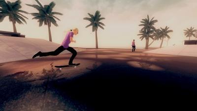 Skate City Game Desktop Wallpaper 74322