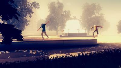 Skate City Wallpaper 74332