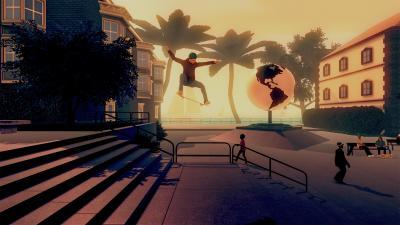 Skate City Wallpaper 74335