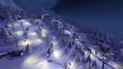 The Sims 4 Snowy Escape Photos Wallpaper 73079