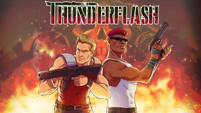 Thunderflash Game Wallpaper 74182