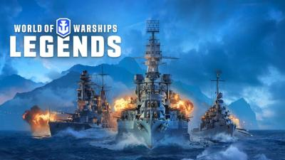 World of Warships Legends Game Wallpaper 75070