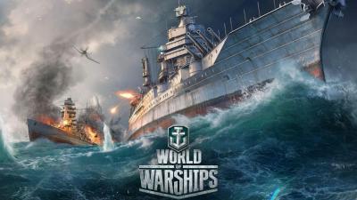 World of Warships Legends HD Wallpaper 75071