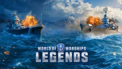World of Warships Legends Video Game Wallpaper 75073