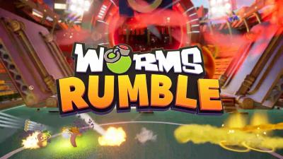 Worms Rumble Background Wallpaper 72974