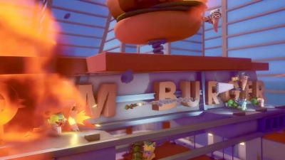 Worms Rumble Gameplay Wallpaper 72988