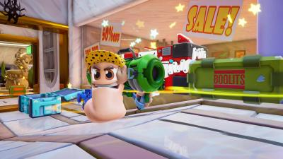 Worms Rumble HD Wallpaper 72961