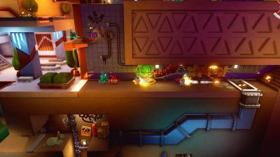 Worms Rumble HD Wallpaper 72973
