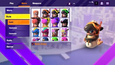 Worms Rumble Screenshot Wallpaper 72982