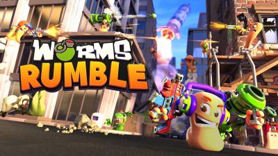 Worms Rumble Video Game Wallpaper 72964