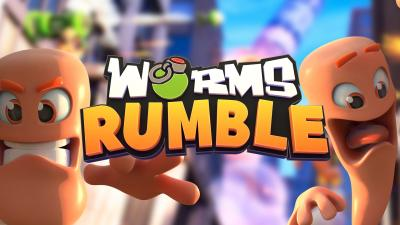 Worms Rumble Video Game Wallpaper 72990