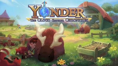 Yonder The Cloud Catcher Chronicles Video Game Wallpaper 75411